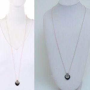 LAGOS Jewelry - Maya onyx doublet bead chain necklace